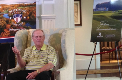 228-4- News Coverage of Jack Nicklaus Visit to Potomac Shores