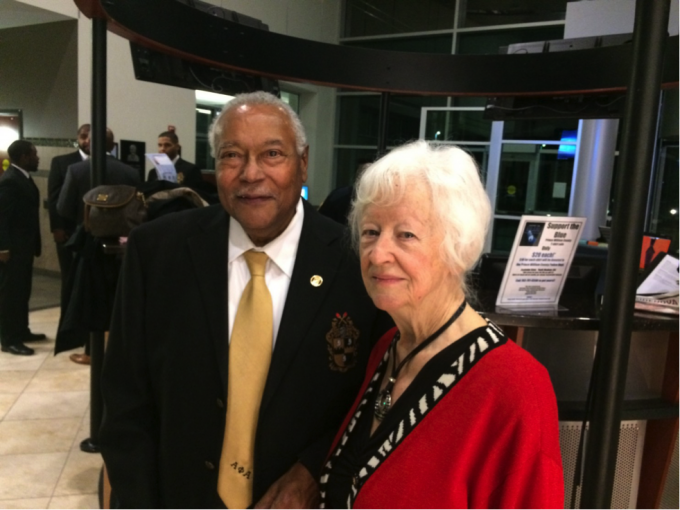The Prince William County School Board voted 7-1 last week to name a new elementary school in the Potomac Shores community after former board members John Harper Jr. and Betty Covington. (Jonathan Hunley for The Washington Post)